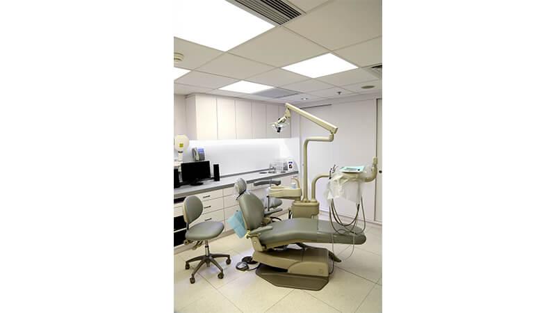 歯医者 治療室